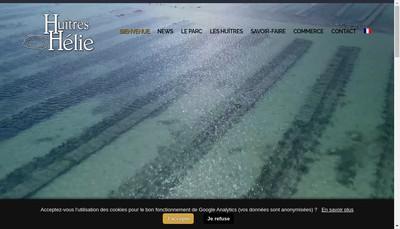 Site internet de Lesdos Allaire