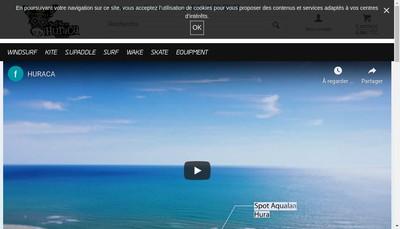Site internet de Huraca