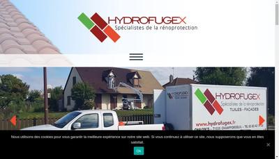 Site internet de Hydrofugex