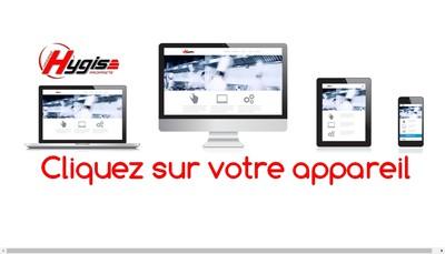 Site internet de Hygis