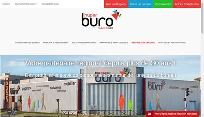 Site internet de Hyperburo