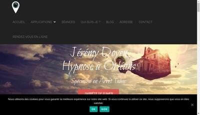 Site internet de Jeremy Doyen