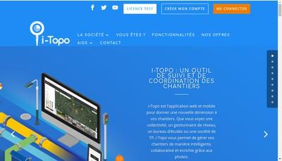 Site internet de Lije Technologies