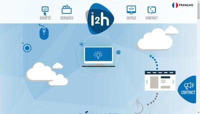 Site internet de I2H