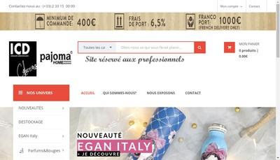 Site internet de Pajoma la Guilde du de