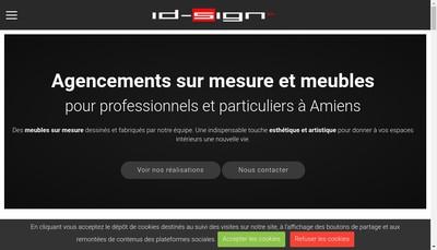 Site internet de Id-Sign