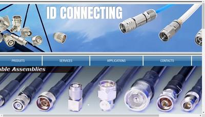 Site internet de Id Connecting