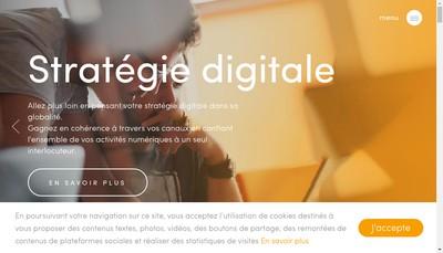 Site internet de Ideematic