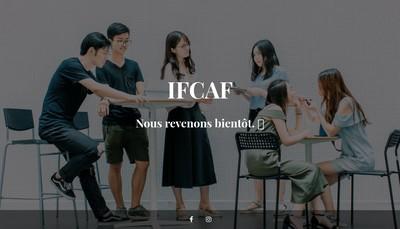 Site internet de Ifcaf