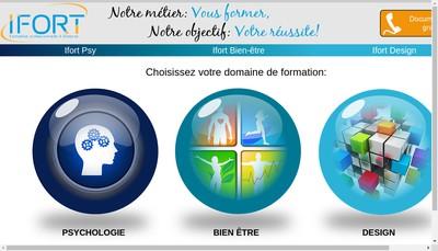 Site internet de Ifort