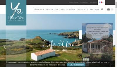 Site internet de Ma Reserve