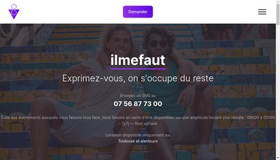 Site internet de Ilmefaut Com