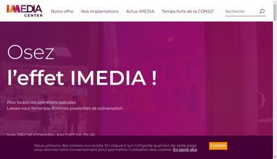 Site internet de Imediacenter
