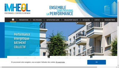Site internet de Imheol