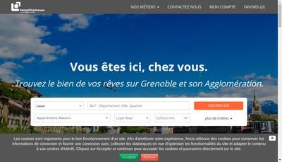 Site internet de De Maison Pierre
