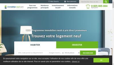 Site internet de Immobilier Ancien - Cdl Immobilier