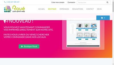 Site internet de Addictiv Agency