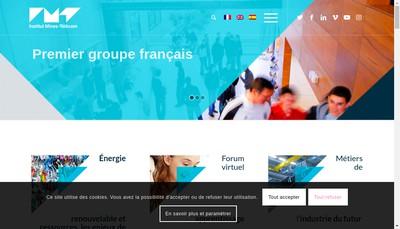 Site internet de IMT
