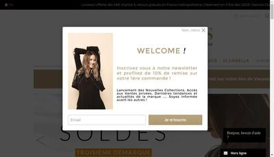 Site internet de Indies Production