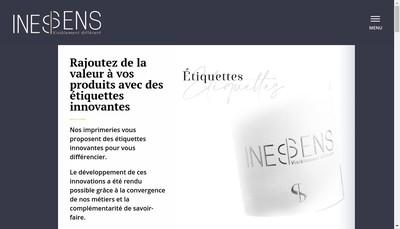 Site internet de Imprimerie Roy Freres