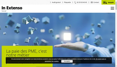 Site internet de Netcompta-Netpaie-Netgest-Netfact
