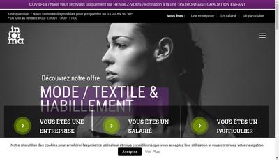 Site internet de Informa