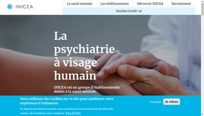 Site internet de Clinique de Regennes