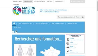 Site internet de Ink