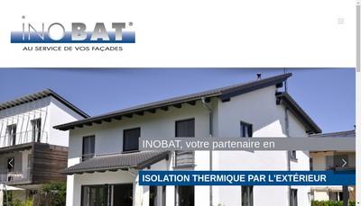Site internet de Inobat