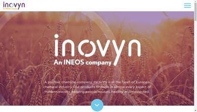Site internet de Inovyn France