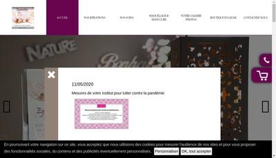 Site internet de Eglantine