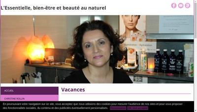 Site internet de L'Essentielle