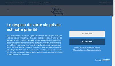 Site internet de Astragal