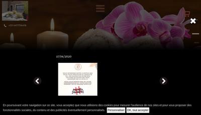 Site internet de Naxane