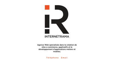 Site internet de Internetrama