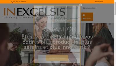 Site internet de In Excelsis