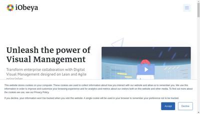 Site internet de Kapit Consult Sce Compet Innov Software