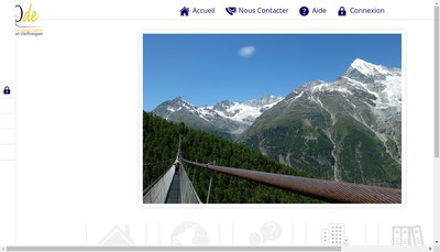 Site internet de Iode Ingenierie