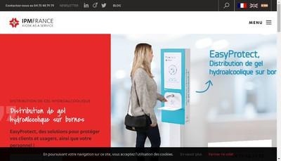 Site internet de Rhea Innovation