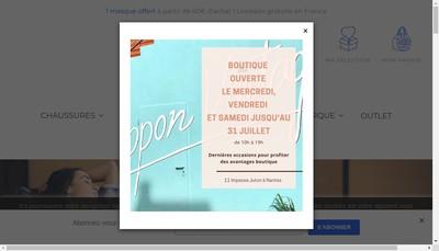 Site internet de Ippon Vintage