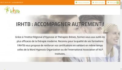 Site internet de Cabinet Thierry Cabrita