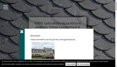 Site internet de Dulaurent - Manant Couverture
