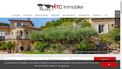 Site internet de ITC