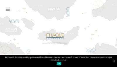 Site internet de Ithaque Medical