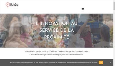 Site internet de Ithea