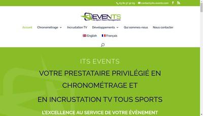 Site internet de Its Events