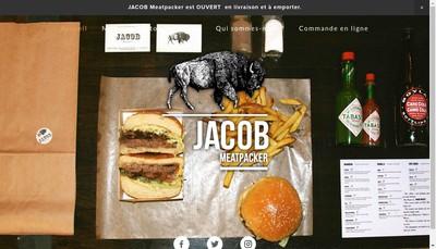 Site internet de Jacob Meatpacker