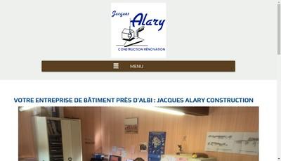 Site internet de Jacques Alary