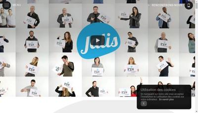 Site internet de Jalis