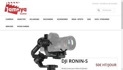 Site internet de Jamaya